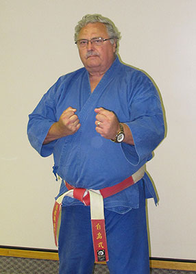 Sensei William Cummings